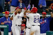 Desmond, Griffin lead Rangers over Astros 7-4 for sweep