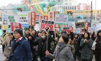 Photo Journal: Angry about Abe (2017/1/14)