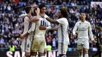 Real Madrid rest big names for Copa del Rey tie against Sevilla