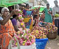 Prices of flowers, plantains shoot up