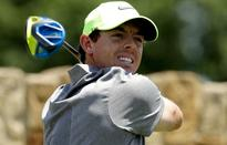 McIlroy shares lead