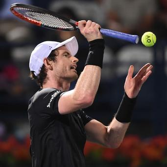 Dubai Open: Murray survives 38-point tiebreak to reach semis