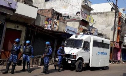 Kasganj: Police recover weapon used to kill Chandan Gupta
