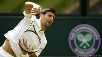 Djokovic cruises as Wimbledon opens
