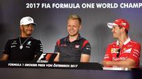 Austrian GP: Sebastian Vettel and Lewis Hamilton face off again after Baku incident