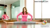 Manchu Lakshmi: Yoga Adds to Your Mental Strength