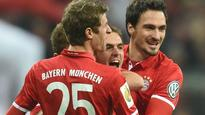 German Cup: Bayern Munich tame Augsburg 3-1 in Bavarian derby