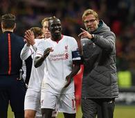 Watch: Mamadou Sakho trolls Jurgen Klopp but the Liverpool boss proves more than a match