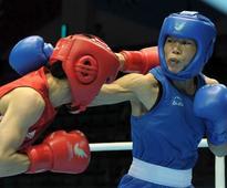 Mary Kom, Sarita Devi Enter Quarterfinals in Asian Olympic Qualifiers