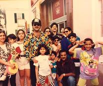 Check out: This throwback photo of Sonam Kapoor, Arjun Kapoor, Harshvardhan Kapoor along with their family is adorable