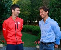 Novak Djokovic vs Rafael Nadal: Djokovic backs shorter tennis matches as Nadal strongly disagrees