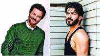 Joint prep for Anil Kapoor and Harshvardhan Kapoor