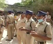 IPS officer K Sasikumar dies of bullet injury in Andhra Pradesh
