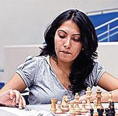Eesha leads charge of top guns