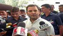 Rahul Gandhi all set to fill in his mother's shoes, files nomination for Congress President