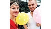 Lydia Hendrikje Hornung and Dario Brandt: German duo asks Mumbai to slow down