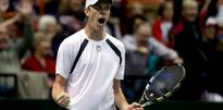 US fight back to hold Serbia in Davis Cup