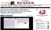 Ishfaq Reshi, journalist of banned paper Kashmir Reader, booked for report naming government forces 1 hour ago