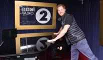 The potty-mouthed Prince: Harry swears live on Chris Evans' BBC Radio 2 breakfast show