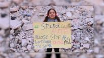 Bana Alabed: Aleppo girl describes life or death moment