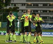 DPMM FC fall to Tampines in seven-goal thriller