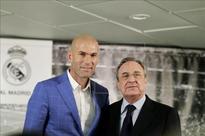 Perez says fans often compare Zidane to Di Stefano