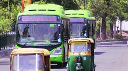 Buses & pick-up vans escape cess under GST