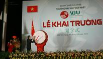 Vietnam-Japan University launches new science degree