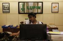 Lupin falls ahead of earnings