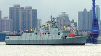 China launches two more ASW corvettes
