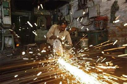 Manufacturing is the lowest paid sector in India