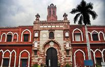 AMU students protest blast accused's death in custody
