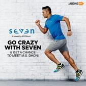 Jabong adds active lifestyle brand Seven by MS Dhoni to its product portfolio