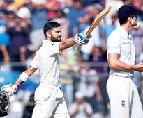 Unstoppable Kohli puts India in strong position