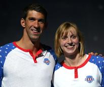 Michael Phelps and Katie Ledecky in the Same Relay? It Could Happen.