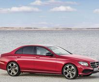 Mercedes-Benz New E-Class India Launch Slated For Mid-2017