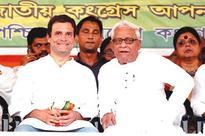 Buddhadeb & Rahul call for ousting Mamata