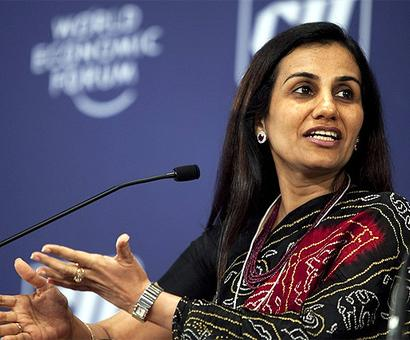 Chanda Kochhar draws Rs 6.09 cr remuneration in FY17