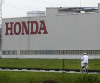 Honda to launch all-electric battery car in China next year - executive