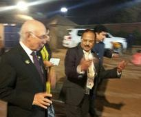 Ajit Doval-Aziz's 100-feet walk, talk of Heart of Asia meet