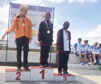 Chameleone's son wins gold