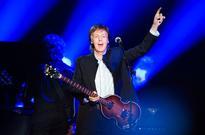 Paul McCartney Jams with Bob Weir & Footballer Rob Gronkowski at Fenway Park