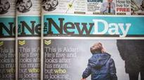 New Day paper to close 'after poor sales'