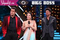 Bigg Boss 10 22nd January 2017 Episode 98 highlights: Sunny Leone gets Shah Rukh Khan and Salman Khan to re-create an iconic scene from Deewar