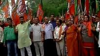 Batla House row: BJP protests, accuses Cong of propagating false claims