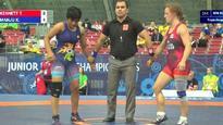 Junior World Wrestling Championship: Manju Kumari bags bronze with comfortable win in repechage bout