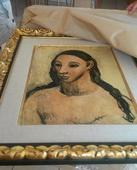 Spain's Picasso 'national treasure' seized by French customs