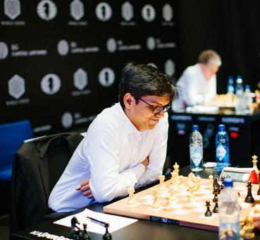 Sports Shorts: Harikrishna holds on to tied first spot
