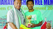Ramnarayan Memorial State Level Chess Tourney O Ningthem emerges champion