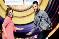 Farah Khan keeps her kasam, will choreograph Yuvi's Delhi sangeet
